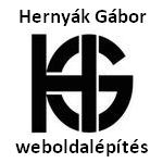 Hernyák Gábor e.v. - weboldalépítés